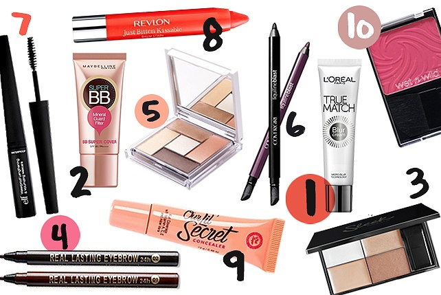 new makeup products. new makeup products