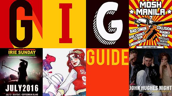 Gig Guide
