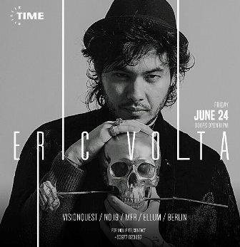TIME Presents Eric Volta