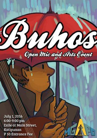 Buhos Open Mic