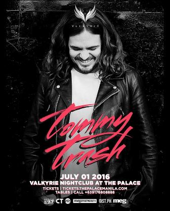 Tommy Trash Live at the Palace