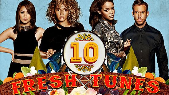 10 Fresh Tunes July 2016