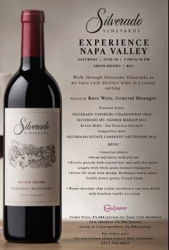 Experience Napa Valley