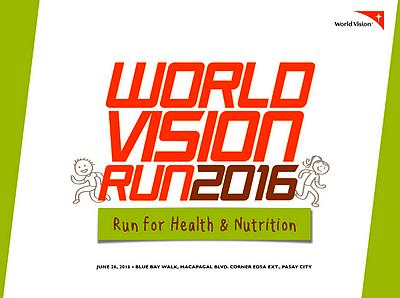 World Vision Run 2016