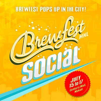 Brewfest MNL Social