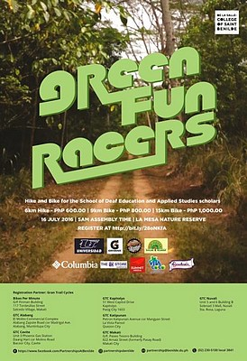 Green FunRacers 2016