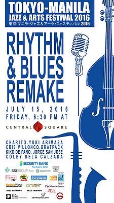 Rhythm and Blues Remake