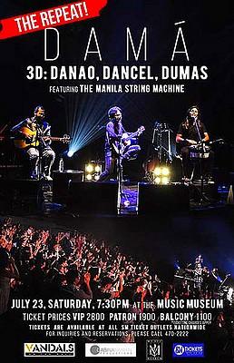Dama: The Repeat