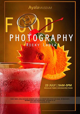 Food Photography with Ricky Ladia