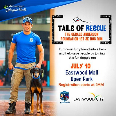 Tails of Rescue Dog Run