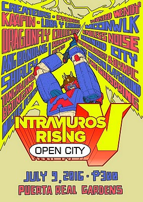 Intramuros Rising V