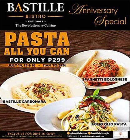 Bastille Bistro
