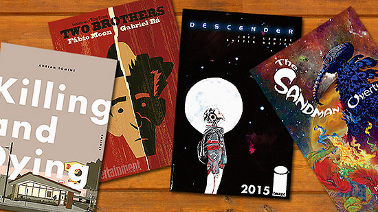 New Graphic Novels