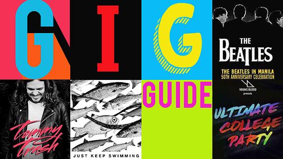 Gig Guide June 29
