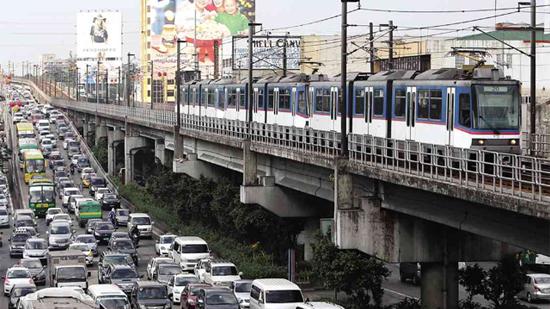 Manila Traffic 100 Days