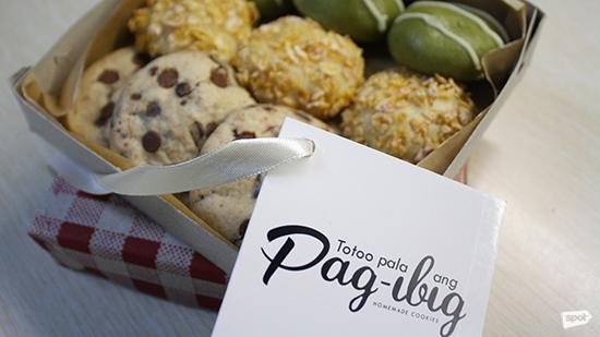 Pag Ibig Cookies