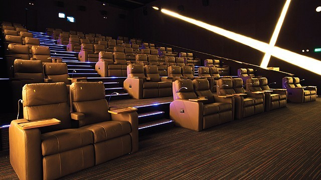 Uptown Cinemas Bonifacio Global City Spot Ph