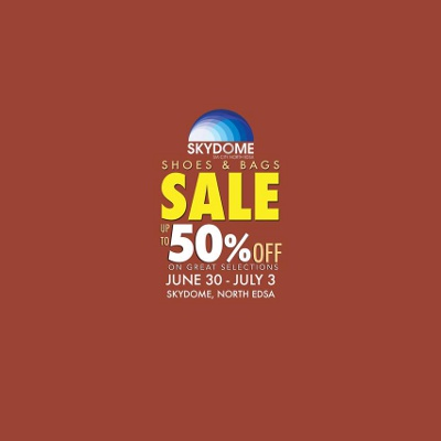 Manila On Sale: Skydome