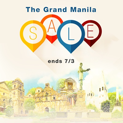 Manila On Sale: Robinsons Appliances