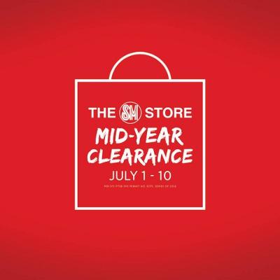 Manila On Sale: SM Store