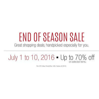 Manila On Sale: SM Malls