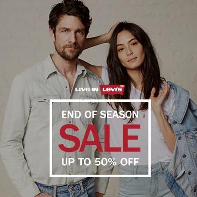 Manila On Sale: Levi's