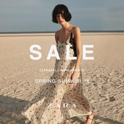 Manila On Sale: Zara