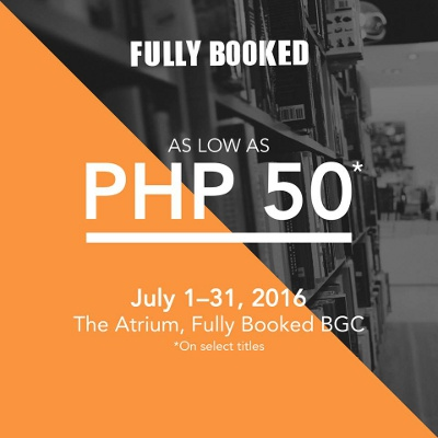 Manila On Sale: Fully Booked
