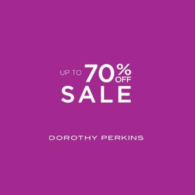 Manila On Sale:  Dorothy Perkins