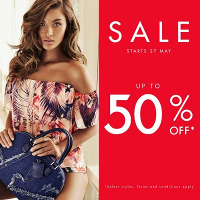 Manila On Sale: Guess