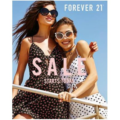 Manila On Sale: Forever 21