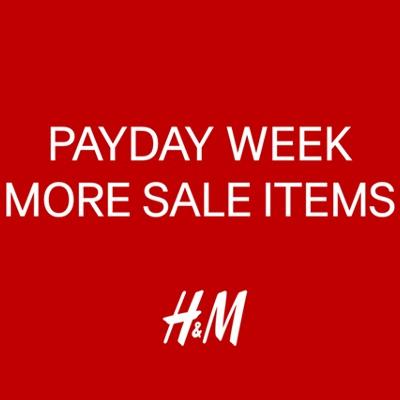 Manila On Sale: H&M