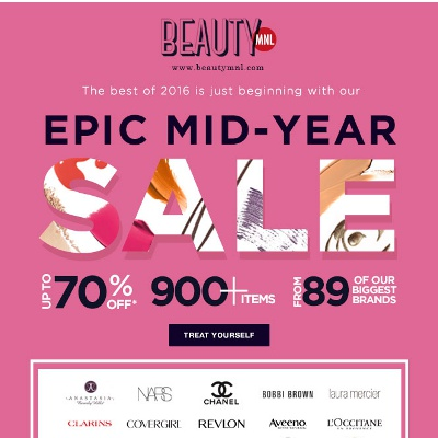 BeautyMNL sale