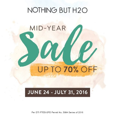 Nothing But H20 Sale