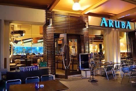 Aruba Bar Restaurant Menu Moa