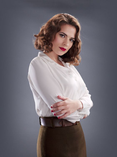 Hayley Atwell AsiaPOP Comicon Manila