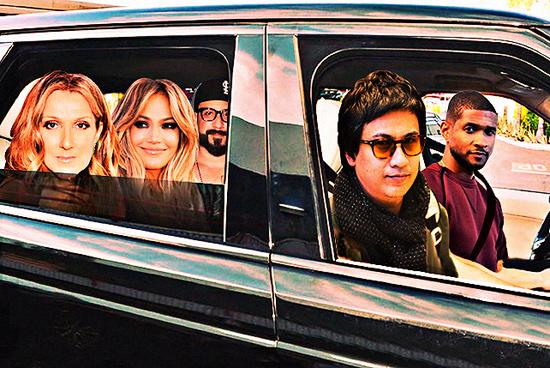 Carpool Karaoke playlist