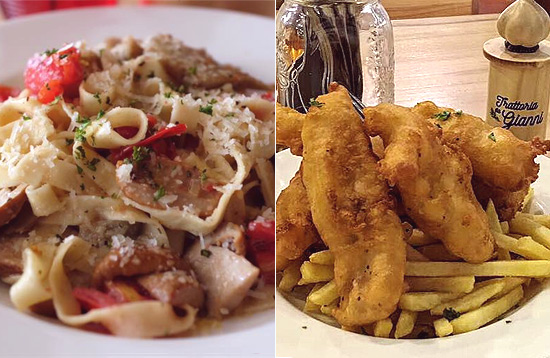 Cebu Food Crawl-Trattoria da Gianni