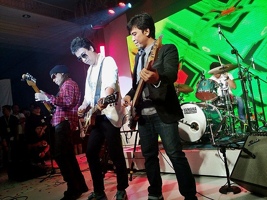 Eraserheads surprise reunion