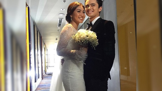 James Reid Nadine Lustre