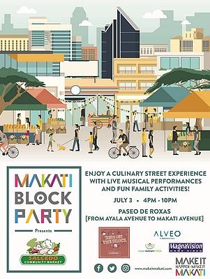 Makati Block Party