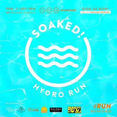 SOAKED: Hydro Run