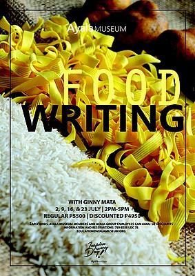 Food Writing 101