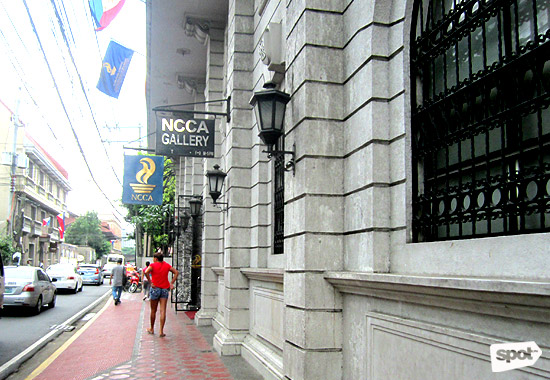Intramuros-NCCA