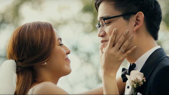 Nikki Gils Wedding.Jason Magbanua S Full Version Nikki Gil And Bj Albert Wedding Video