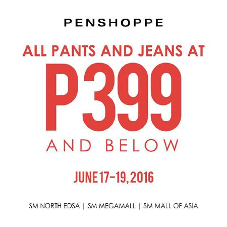 Penshoppe Sale