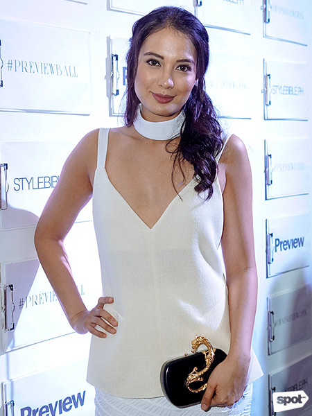 Preview Ball 2016: Isabelle Daza