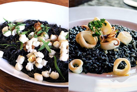 Squid Ink Dishes To Try In Manila