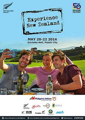 Experience New Zealand 2016