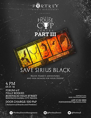 Save Sirius Black